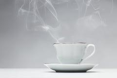 Copo quente do chá Imagens de Stock Royalty Free