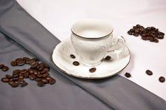 Copo sem café Imagem de Stock Royalty Free