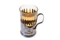 Copo velho do chá Imagens de Stock