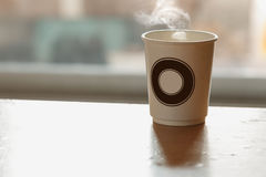 Copos de café Imagens de Stock