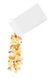 Copos de maíz Fotografía de archivo libre de regalías