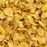 Copos de maíz Foto de archivo libre de regalías