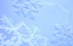 Copos de nieve Imagenes de archivo