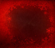 Copos de nieve de Grunge libre illustration