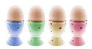 Copos de ovo Fotos de Stock