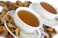 copos do chá Fotografia de Stock Royalty Free