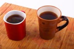 copos do chá Fotos de Stock