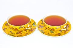 Copos do chá Imagens de Stock Royalty Free