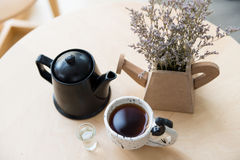 copos do chá Fotos de Stock Royalty Free