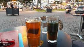 copos do chá Foto de Stock Royalty Free