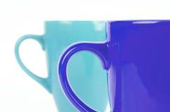 Copos para o chá Fotos de Stock