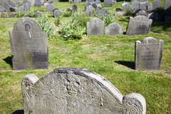 Copp's Hill Burying Ground Royalty Free Stock Images