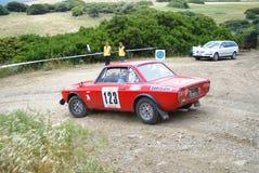 Coppa del Corallo - Alghero. FIA European Historic Rally Championship - Coef. 2 -Coppa del Corallo - Sport Regularity - Alghero - Sardegna - Italia - 07/08 Jun Stock Image