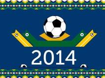Coppa del Mondo Immagine Stock