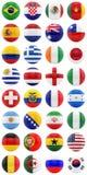 Coppa del Mondo Fotografie Stock Libere da Diritti