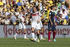 Coppa del Mondo 2014 Fotografie Stock Libere da Diritti