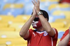 Coppa del Mondo 2014 Immagini Stock
