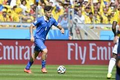 Coppa del Mondo 2014 Fotografie Stock
