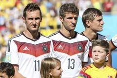 Coppa del Mondo 2014 Immagine Stock