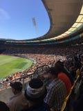 Coppa del Mondo dell'Inghilterra V Nuova Zelanda fotografia stock libera da diritti
