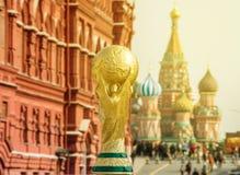 Coppa del Mondo della FIFA immagine stock