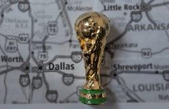 Coppa del Mondo della FIFA fotografia stock