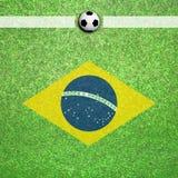 Coppa del Mondo di calcio Fotografia Stock Libera da Diritti