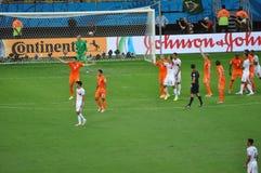 Coppa del Mondo 2014 di Fifa Fotografia Stock Libera da Diritti
