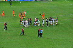Coppa del Mondo 2014 di Fifa Immagine Stock