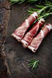 Coppa ham Stock Photography