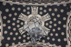 Coppedèhuis in Rome Royalty-vrije Stock Foto's