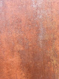 Copper. Texture of copper metal plate Royalty Free Stock Images