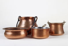 Copper Royalty Free Stock Images