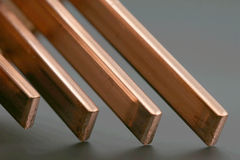 Copper Stock Photo
