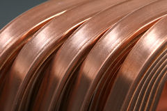 Copper Royalty Free Stock Photo