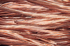 Copper02 Fotografia Stock