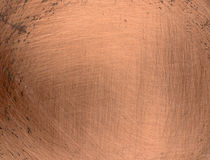 Copper background stock photos
