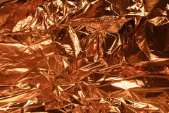 Copper background Stock Images