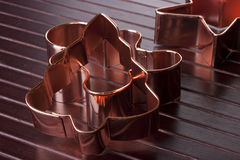 Copper baking Stock Photos