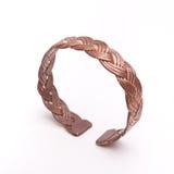 Copper Bracelet Royalty Free Stock Image