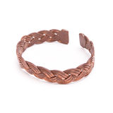 Copper Bracelet Royalty Free Stock Photography