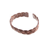 Copper Bracelet Royalty Free Stock Images