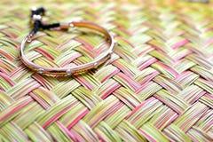 copper bracelet Stock Photo
