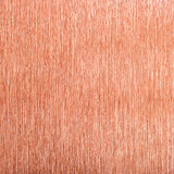 Copper brushed metal background. Royalty Free Stock Image
