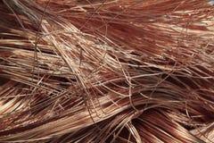 Copper cab Stock Photo