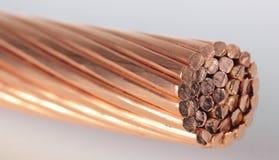 Copper cab Stock Images