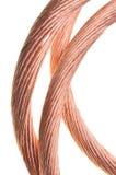 Copper cable Stock Photos