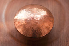 Copper can Stock Image