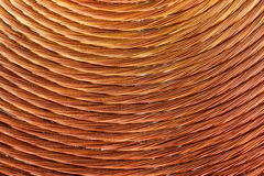 Copper coil Stock Images