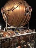 Copper contraption Stock Photo